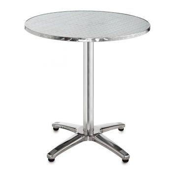 Textured Aluminium Table