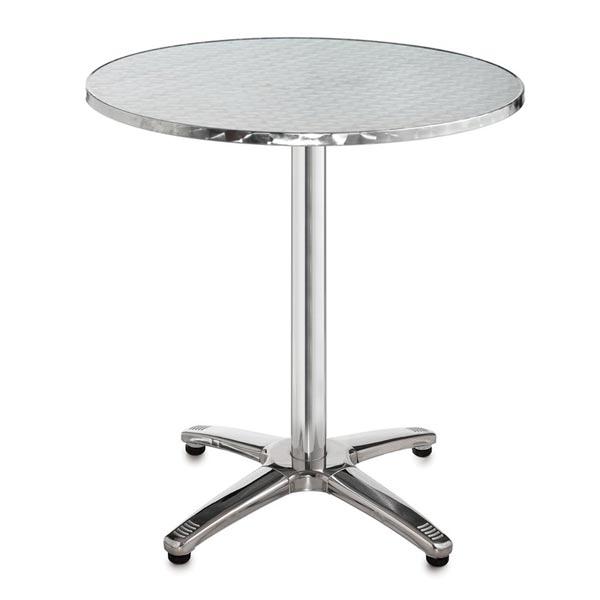 Textured-Aluminium-Table
